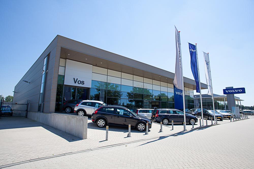 Volvo Garage - Oss